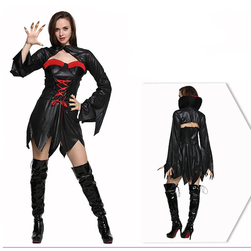 sc 1 st  Costumix & Vampire Women Halloween Costume